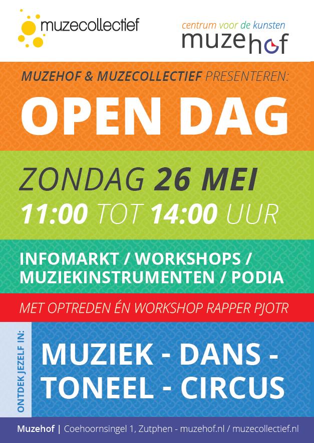 Open Dag Muzehof Muzecollectief 26mei2019